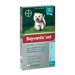 Bayvantic Vet. hund 4 - 10 kg