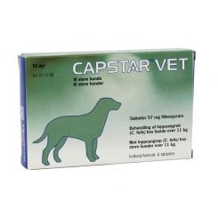 Capstar Vet 11 - 57 kg