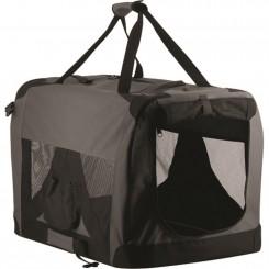 Transporttaske canvas grå