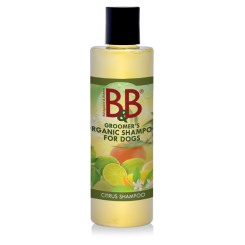 Hundeshampoo B&B citrus 250 ml