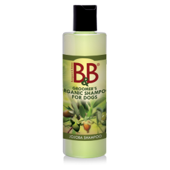 Hundeshampoo B&B Jojoba 250 ml.