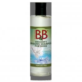 Hundeshampoo B&B parfumefri 250 ml