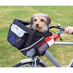 Cykelkurv til hund eller kat - styr