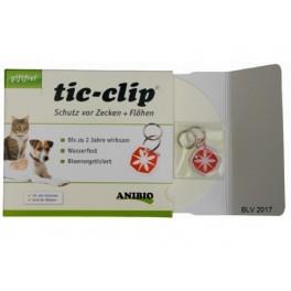 Tic-clip mod lopper og flåter på hund og kat