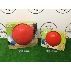 Jolly Pets Soccer Ball til hunde