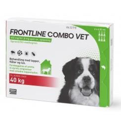 Frontline Combo t/hund over 40  kg