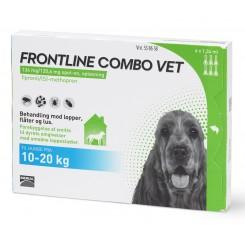 Frontline Combo t/hund 10 - 20  kg