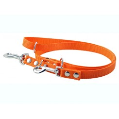 Fenriz dressurline 20 mm x 220 cm. orange