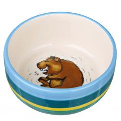 Marsvinskål, keramik